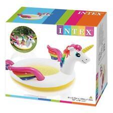 Intex místico Unicornio Spray Piscina Infantil-infla a 2.72 M x 1.93 M x 1.04 M