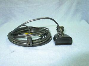 HUMMINBIRD XNT 9 20 T TRANSOM TRANSDUCER 710198-1 No package, bracket, or instru