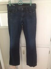 Ladies Dark Wash Citizen of Humanity Jeans size 27