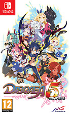 Disgaea 5 Complete (Nintendo Switch) - BRAND NEW & SEALED UK