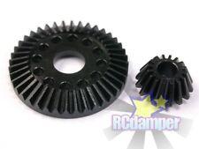 HARDENED STEEL DIFFERENTIAL RING GEAR TEAM ASSOCIATED TC4 TC3 NTC3 ALLOY DIFF