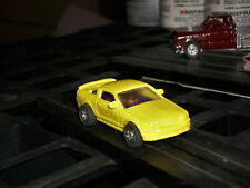 custom resin cast '05 mustang T-jet slot car body reproduction
