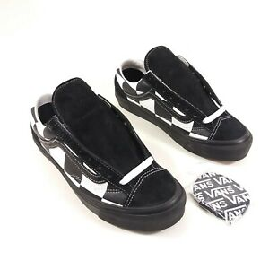 [RARE] Barneys New York X Vans Shoes Men's Sz 7.5 / Womans Sz 9 Checkered A0705