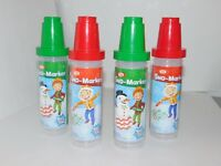 Winter Craft Christmas Gift Ideal Sno Snow Marker Red Green Art Activity