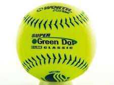 24 Worth Protac 11 inch Slowpitch Softballs - Classic W 2 Dozen
