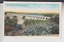 Olmas Dam near San Antonio Texas TX