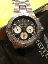 BREITLING HERCULES A39362 AUTOMATIC 45MM S/S MENS WATCH