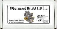 Copper State Models 1/48 OBERURSEL U.II 110 h.p. ENGINE Resin & Photo Etch Kit