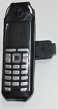 Leder Tragetasche Ledertasche  Siemens Gigaset C47H C475 Mobilteil Handset