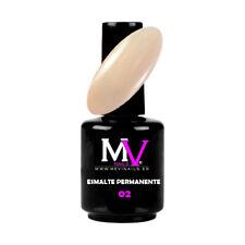 Emaille Permanente Nummer / N° 2 Rosa FR-mv Nägel 100% professionell Mevinails