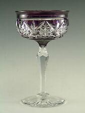 """TUDOR Crystal - Coloured Cocktail Glass - Single - 4 3/4"""""""
