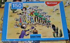LUCKY LUKE 150 piece PUZZLE NATHAN Complete 2001 Morris