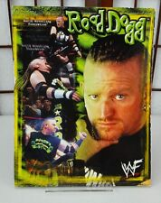 WWE WWF WCW Wrestling Road Dogg Folder X-Pac D-Generation X DX