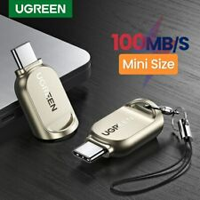 Ugreen USB C Card Reader TF Micro SD Type C 3.1 OTG Memory Adapter Fr Macbook