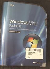 Windows Vista Business with SP1 (Old Version) 66J-06353 Sealed