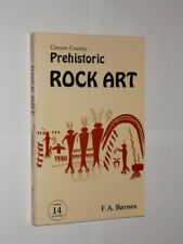 Canyon County Prehistoric Rock Art No.14. F.A. Barnes Softback Book 1982.