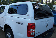 EGR Premium Canopy for Holden RG Colorado & Isuzu D-Max June 2012+ Dual Cab Utes