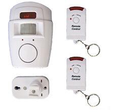 Outdoor Wireless Driveway Motion Alert Alarm Detektor System Kit Sensor neu