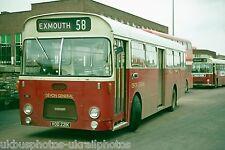 Devon General 221 VOD 221K Bus Photo