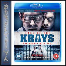 FALL OF THE KRAYS -Kevin Leslie, Josh Myers  & Simon Cotton *BRAND NEW BLURAY *