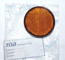 Riflettore CATADIOTTRI circa 6 CM a vite gf518990 PIAGGIO VESPA MOTORINO SCOOTER
