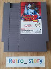 Nintendo NES Mega Man 2 PAL