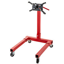 Engine Stand Motor Stand 1250lb Capacity Rotating Automotive Tools in Steel