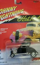 1934 COUPE Johnny Lightning Hot Rods  Die-cast Authentic Replicas