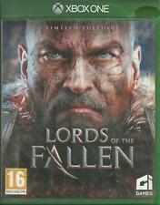 LORDS OF THE FALLEN on XBOX ONE