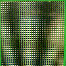 2x Stripboard 9x15cm Prototype paper uncut hole circuit Board Breadboard vero