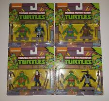 Classic Collection TMNT MAKE AN OFFER!! 8PC Mini Figures Set