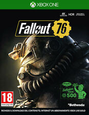 Fallout 76 XBOX ONE BETHESDA