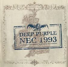 DEEP PURPLE (ROCK) - LIVE AT THE NEC 1993 NEW CD
