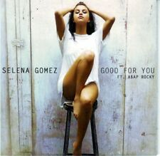Selena Gomez Good For You France Promo CD Picture CD Disc Very Rare