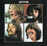 The Beatles - Let It Be [ UK CD Album Reissue Remastered Rock Pop ]
