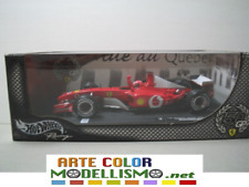 Mattel Hot Wheels 1 18 F1 Ferrari F-2002 Schumacher 150 Grand Prix Wins MIB 2002