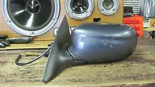 2000-2003 Jaguar S-Type Driver left Side Mirror steel blue power oem 00 01 02 03
