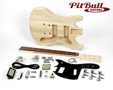 Pit Bull Guitars MK-2 Electric Guitar Kit