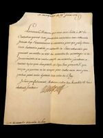 1772 Official Petition Letter