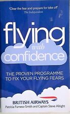 FLYING WITH CONFIDENCE British Airways (2013)  No More Fear - FREE POST