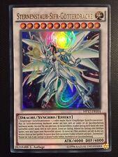 YUGIOH!! Sternenstaub-Sifr-Götterdrache MP17-DE054! Ultra Rare! Near Mint! 1st!