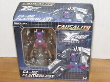 FansProject Causality CA-02 Flameblast MISB MIB new sealed transformers