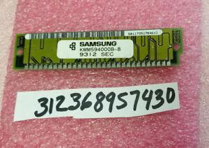 KMM594000-8, 4M x 9 CMOS DRAM Memory Module