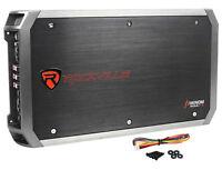 Rockville RXA-F2 2400 Watt Peak / 1200w RMS 4 Channel Amplifier Car Stereo Amp