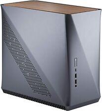 Fractal Design Era ITX Titanium Gray Anodized Aluminum/Steel Mini-ITX Compact Mo