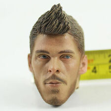 """1/6 Scale MUFC David De Gea Head Sculpt For 12"""" Figure Body"""
