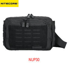 NITECORE Nup30 Light Weight Nylon Multifunction Utility Daily Pouch Shoulder Bag