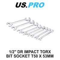 US PRO 7pc Mini Open End Spanner Wrench Set 3 - 5.5mm 3316