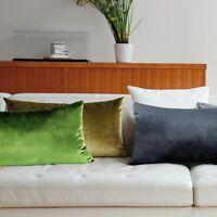 IOSIS housse de coussin berlingot 57 cm* 33 cm pillow 22 * 12 inch  50 € VERT *