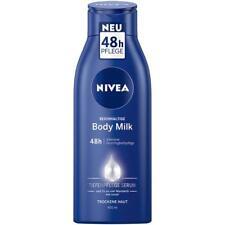 Nivea Reichhaltige Body Milk Trockene Haut mit Hydra IQ+Mandelöl 01x400ml